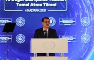 """Bakan Dönmez: """"Hedefimiz 2023 yılında Karadeniz..."""