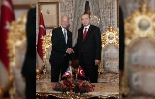 """Biden ve Erdoğan önümüzdeki hafta """"önemli..."""