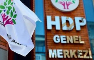 HDP'ye kapatma davası: 451 isim hakkında siyasi...