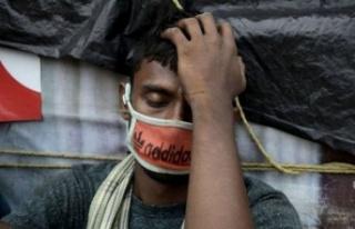 Hindistan'da kara mantar vaka sayısı 40 bini...