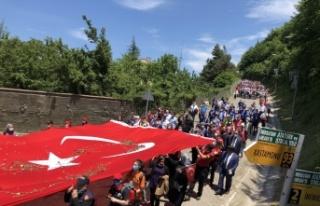 """İstiklale giden yolda """"Atatürk ve İstiklal Yolu..."""
