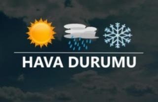 Sakarya'da Hava Durumu Bu Hafta Yağışlı Geçecek