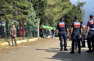 Sakarya'da akrabalar arasındaki silahlı kavgada...