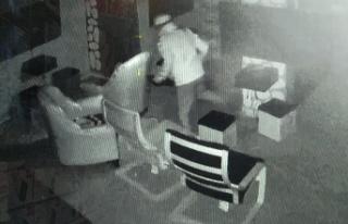 Sakarya'da oyun salonlarındaki hırsızlık...