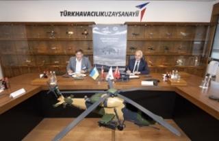 TUSAŞ, Ağır Sınıf Taarruz Helikopteri'nin motoru...