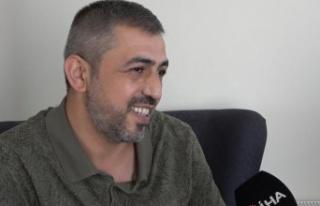 """15 Temmuz Gazisi Gazi Yılmaztürk, """"Vatan ve bayraksız..."""