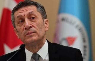 Bakan Ziya Selçuk'tan okullar ile ilgili açıklama:...