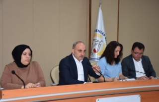 """Başkan Kılıç: """"Diş Hastanesi yatırım programında"""""""