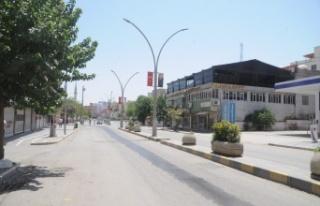 Şırnak'ın Cizre ilçesi tarihinin en sıcak...