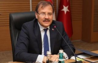 Hakan Çavuşoğlu'ndan, AB Adalet Divanının...