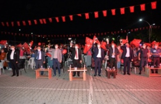 Hendek Belediyesinden 15 Temmuz Şehitleri Anma, Demokrasi...