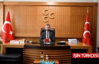 MHP Sakarya İl Başkanı Ahmet Ziya Akar'dan...
