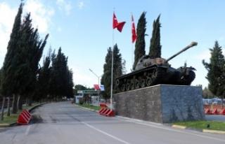 Milli Savunma Bakanı Hulusi Akar Tank-Palet Fabrikasındaki...