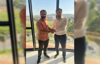 Sakarya Erzurumlular Derneği'nde Aday Akif Akyürek...