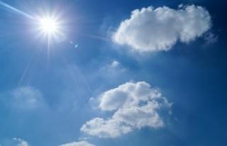 23 Ağustos yurt genelinde hava durumu