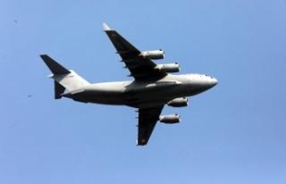ABD, Kabil'den kalkış yapan o uçak ile ilgili...