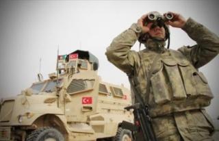 Afganistan'daki Türk askerleri 11.45'te...
