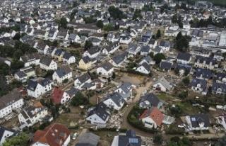 Almanya'da sel felaketinin ardından hala 20...