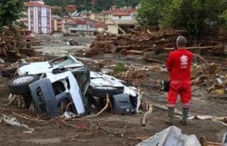 Batı Karadeniz'de felaketin boyutu korkuttu!
