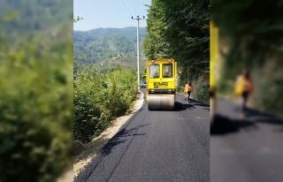 Sakarya Büyükşehir Belediyesi'nin çalışmaları...