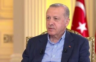 Cumhurbaşkanı Erdoğan: ''Şehir hastanelerimizle...