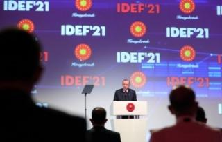 """Erdoğan: """"Türkiye son 19 yılda diğer pek çok..."""