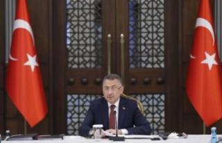 Cumhurbaşkanı Yardımcısı Fuat Oktay açıkladı:...
