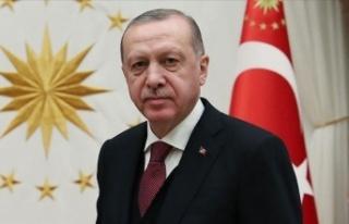 Erdoğan, 2020 Tokyo Paralimpik Oyunları'nda madalya...