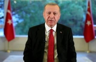 """Erdoğan: """"Aşı olmayan öğretmenlerden PCR testi..."""