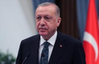"""Erdoğan: """"Ormanlarımız tekrar canlandırılacak,..."""