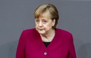 """Merkel konuştu: """"Terörizmle mücadelede istenilen..."""