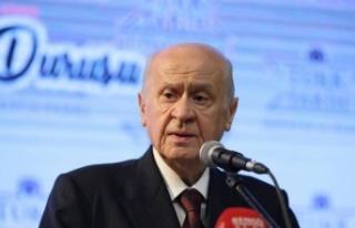 """MHP lideri Bahçeli: """"Kabil emniyetli değilse Ankara..."""