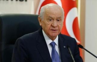 MHP Lideri Devlet Bahçeli: Ormanlarımızı yakanlar...