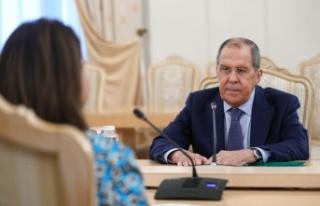 Rusya Dışişleri Bakanı Sergey Lavrov, Afganistan'daki...