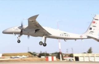 Türk Silahlı Kuvvetleri hava araçlarına bir yenisi...