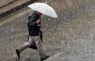 Türkiye genelinde hava durumu!