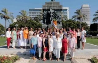 Türkiye'nin ilk girişimci iş kadınları federasyonu...