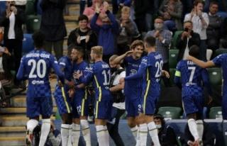 Chelsea, UEFA Süper Kupa'yı kazandı!