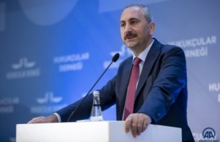 Abdulhamit Gül, Adli Yıl Açılış Programı'nda...