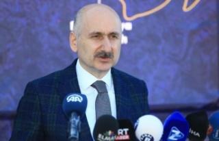 Bakan Karaismailoğlu 5G açıklaması yaptı: Yerli...