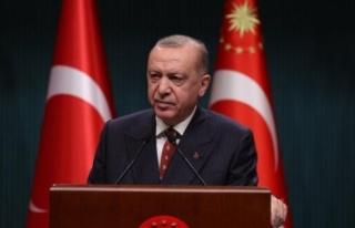 Cumhurbaşkanı Erdoğan: 15 bin öğretmen atanacak