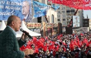 Cumhurbaşkanı Erdoğan: Enflasyonu en kısa sürede...