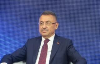"""Cumhurbaşkanı Yardımcısı Fuat Oktay: """"Kırgızistan..."""