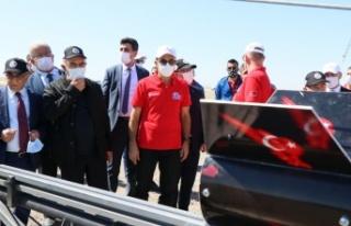 Cumhurbaşkanlığı Savunma Sanayii Başkanı İsmail...
