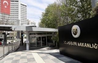 Dışişleri Bakanlığı, Türkiye - Mısır İstişareleri...