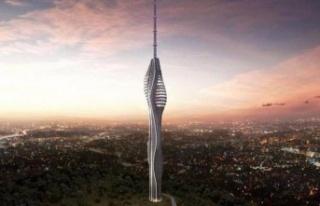 İstanbul'un yeni simgesi Çamlıca Kulesi birinci...