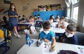 Okullarda yüz yüze eğitim için hazırlıklar tamamlandı