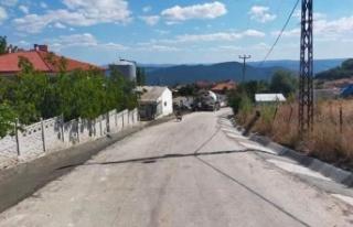 Sakarya Büyükşehir V Kanal imalatı ile yolları...