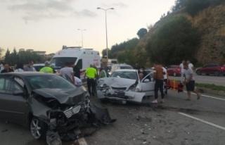 Sakarya ve Karabük'teki 3 ayrı trafik kazasında...