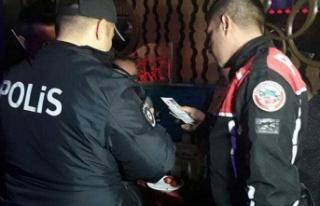 Sakarya'da çeşitli suçlardan aranan 595 kişi...